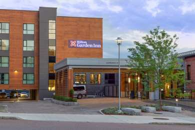 Hilton Garden Inn Downtown Burlington