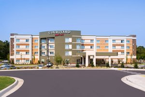 Courtyard by Marriott Hotel Hot Springs