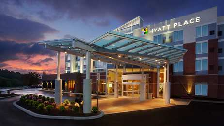 Hyatt Place Hotel Meadows Track & Casino Washington