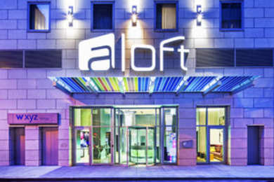 Aloft Hotel Downtown New York