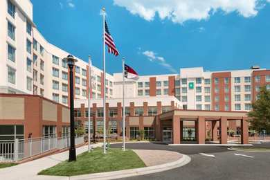 Embassy Suites Ayrsley Blvd Charlotte