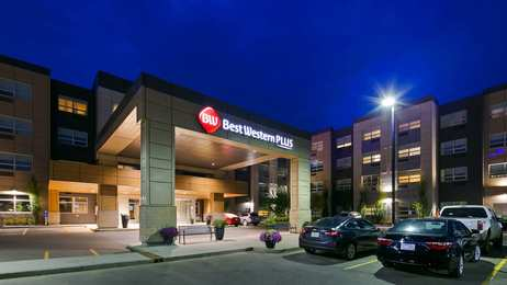 Best Western Plus Sawridge Inn & Suites Fort McMurray