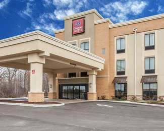 Comfort Suites North Youngstown