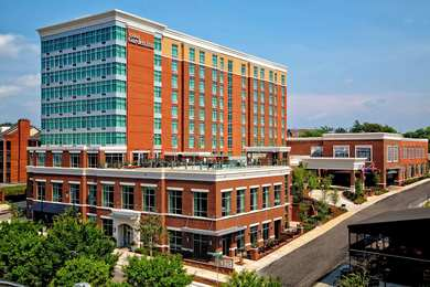 Hilton Garden Inn Convention Center Nashville