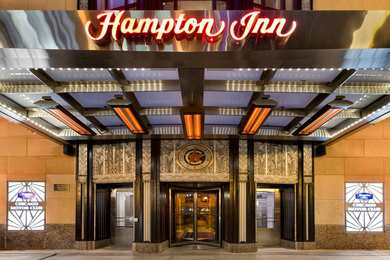 Hampton Inn Downtown Chicago