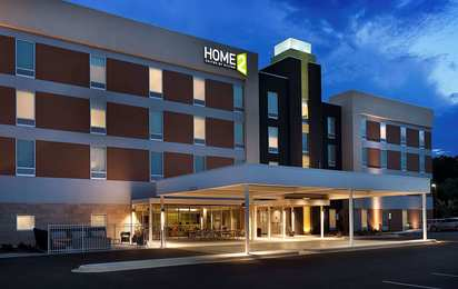 Home2 Suites by Hilton Airport Greenville