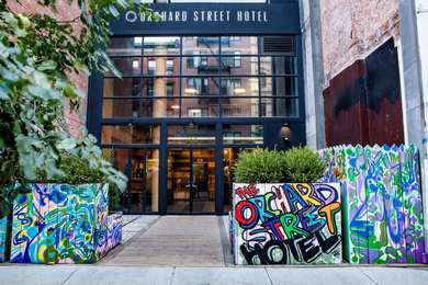 Orchard Street Hotel New York City