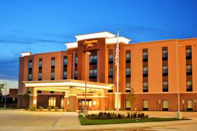 Hampton Inn Airport Lincoln