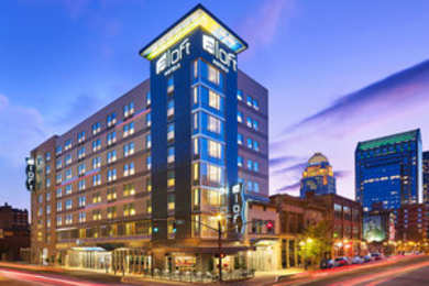 Aloft Hotel Downtown Louisville