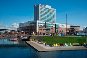 Marriott Hotel Harborcenter Buffalo
