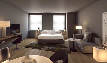 Q & A Residential Hotel New York City