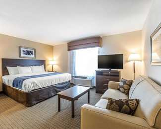 MainStay Suites Emerson