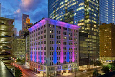 Aloft Hotel Downtown Houston