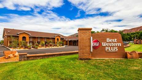 Best Western Plus Cedar City Hotel