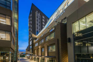 Aloft Hotel Downtown Greenville