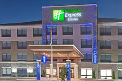 Holiday Inn Express Hotel & Suites Uniontown