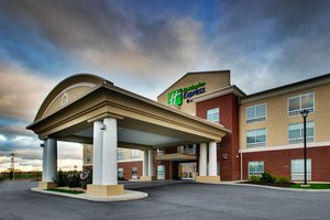 Holiday Inn Express Hotel & Suites East Strasburg