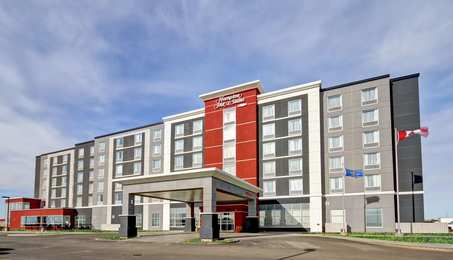 Hampton Inn & Suites Medicine Hat