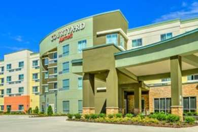 Courtyard by Marriott Hotel Lake Charles