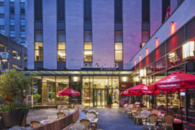 Four Points by Sheraton Hotel Downtown New York