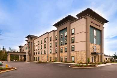 Hampton Inn & Suites Olympia