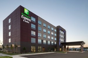 Holiday Inn Express Hotel Suites Miller Hill Hermantown