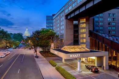 Hyatt Regency Capitol Hill Hotel DC