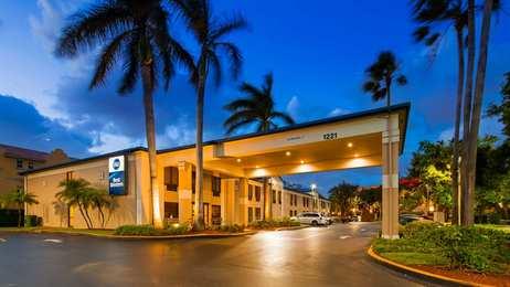 Best Western Plus Fort Lauderdale Airport Hotel