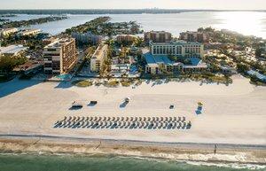 Sirata Beach Resort St Pete Beach