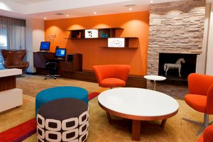 Fairfield Inn Suites By Marriott North Fort Worth