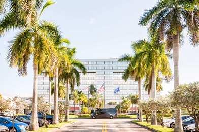 Hilton Hotel Airport West Palm Beach
