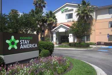 Extended Stay America Hotel Lenoir Avenue Jacksonville