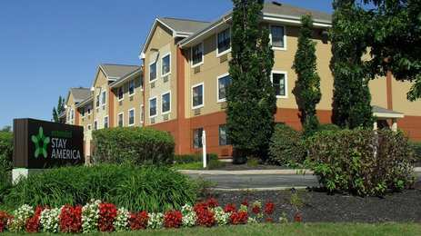 Extended Stay America Hotel Crawford Place Mt Laurel