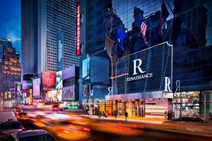 Renaissance by Marriott Hotel Times Square NYC