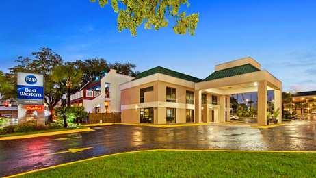 Best Western Oak Manor Motel Biloxi