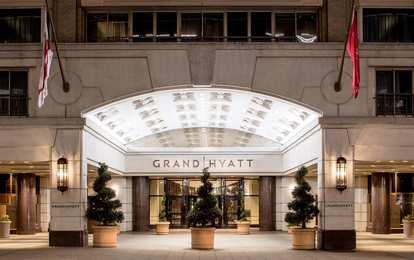 Grand Hyatt Hotel DC