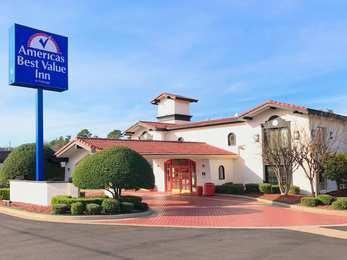 Americas Best Value Inn West Medical Center Little Rock
