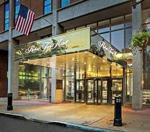 Best Western Plus Robert Treat Hotel Newark