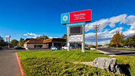 Surestay Plus Hotel By Best Western Airport Reno