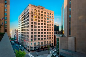 Courtyard by Marriott Hotel Downtown Nashville