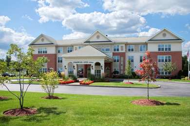 Homewood Suites By Hilton Buffalo Airport Chewaga