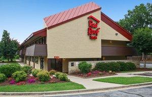 Red Roof Inn Coliseum Greensboro