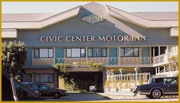 Civic Center Motor Inn San Francisco