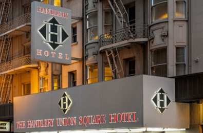 Handlery Hotel Union Square San Francisco