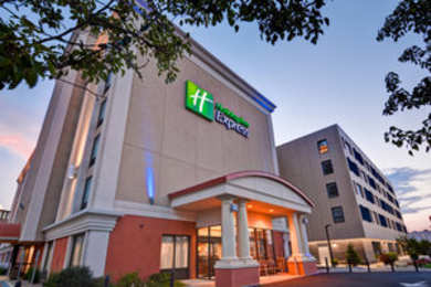 Holiday Inn Express South End Boston