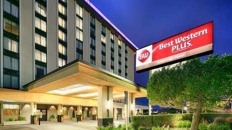 Best Western Plus Grosvenor SFO Airport Hotel