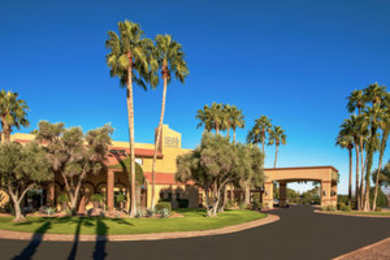 Four Points By Sheraton Hotel Airport Tucson