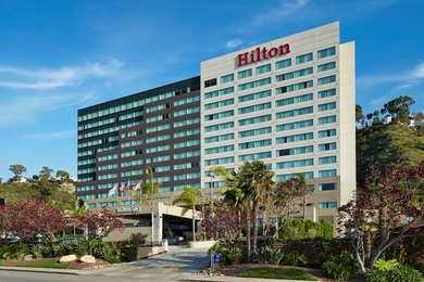 Hilton Hotel Mission Valley San Diego