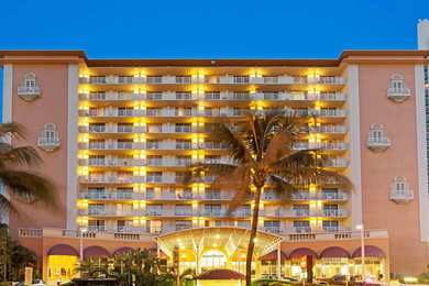 Ramada Plaza Marco Polo Beach Resort Sunny Isles Beach