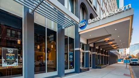 Best Western Grant Park Hotel Chicago